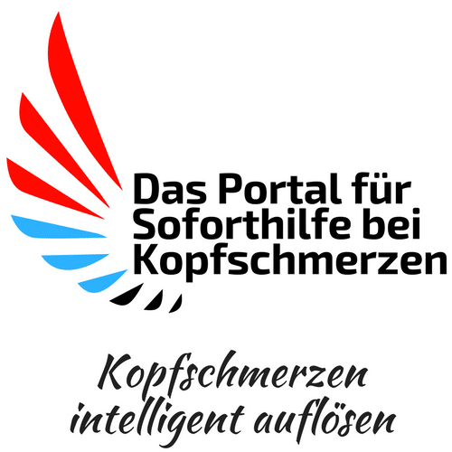 Logo: Das Portal für Soforthilfe bei Kopfschmerzen