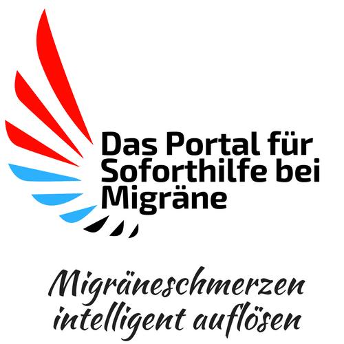 Logo: Das Portal für Soforthilfe bei Migräne