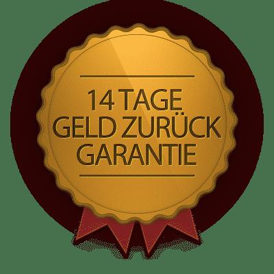 Goldenes Siegel: 14 Tage Geld Zurück Garantie, Health Care unibee Institute